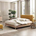 Enza minimal yatak odası tasarımı luce