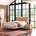 Enza zarif yatak odası modelleri simena
