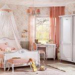 Romantic serisi çilek çocuk odası takımı
