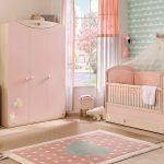 Baby girl serisi bebek odası