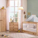 Mocha serisi modern bebek odası takımı