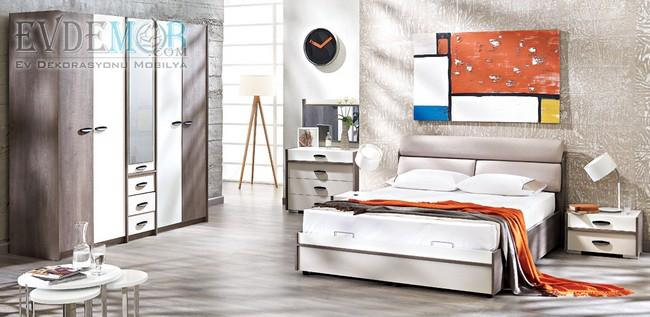 2015 Doğtaş Yatak Odası Modelleri 11