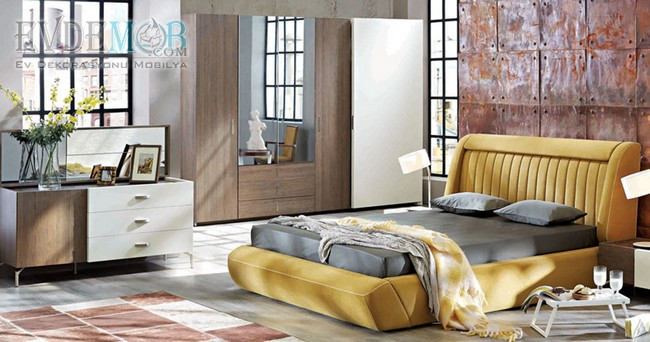 2015 Doğtaş Yatak Odası Modelleri 14