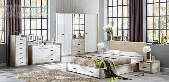 2015 Doğtaş Yatak Odası Modelleri 4