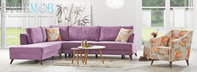 2019 Alfemo Mobilya Köşe Koltuk Takımları ve Fiyatları 3