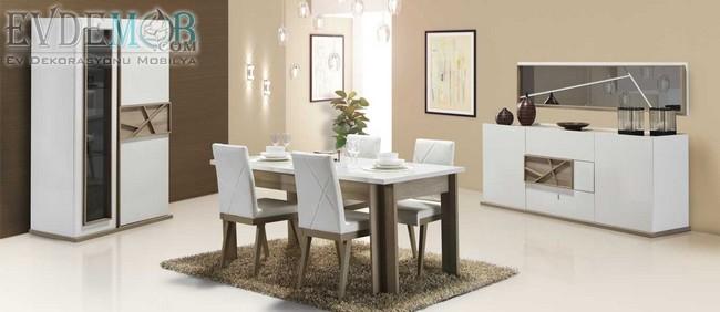 2019 Alfemo Mobilya Yemek Odası Takımları ve Fiyatları 11