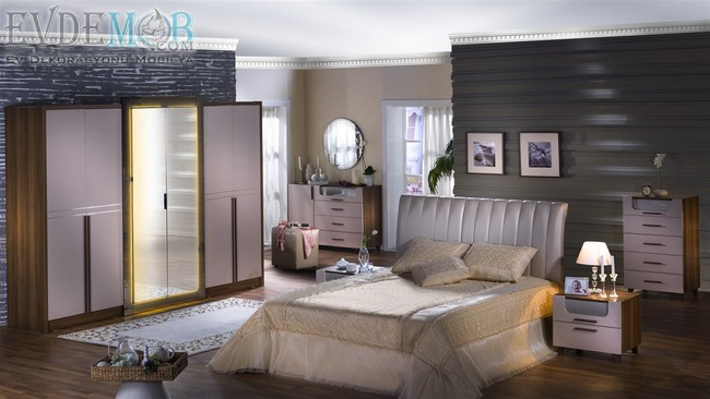 2019 Bellona Yatak Odası Modelleri ve Fiyatları 10