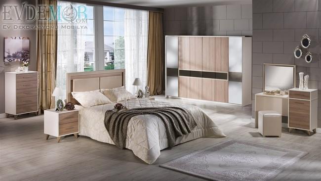 2019 Bellona Yatak Odası Modelleri ve Fiyatları 3
