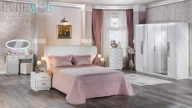 2019 Bellona Yatak Odası Modelleri ve Fiyatları 5
