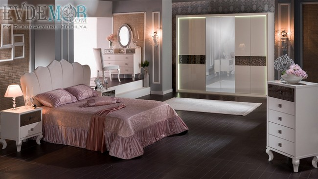 2019 Bellona Yatak Odası Modelleri ve Fiyatları 7
