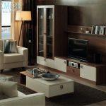 Enza mobilya kahverengi tv üniteleri