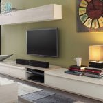 Enza mobilya beyaz büyük tv üniteleri