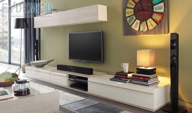 2019 Enza Mobilya Tv Üniteleri ve Fiyatları 11