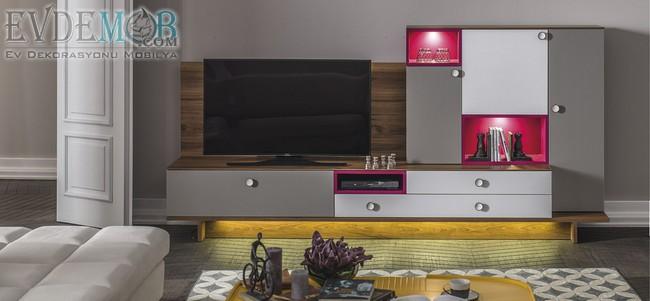 2019 Enza Mobilya Tv Üniteleri ve Fiyatları 12