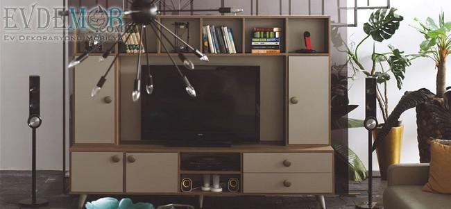 2019 Enza Mobilya Tv Üniteleri ve Fiyatları 4