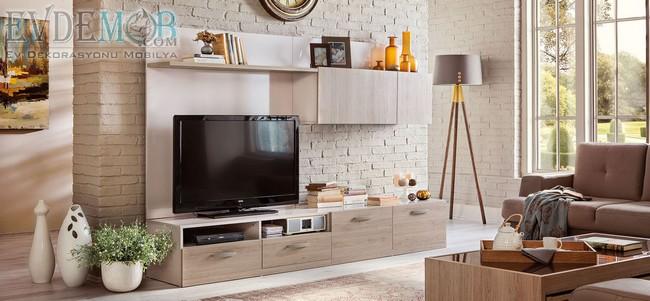 2019 Enza Mobilya Tv Üniteleri ve Fiyatları 6