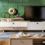 Enza mobilya dekoratif tv üniteleri