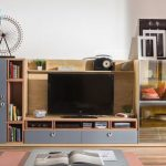 Enza mobilya sade tasarımlı tv üniteleri