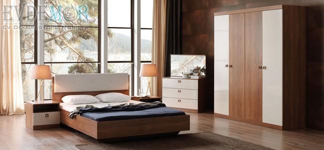 2019 Enza Mobilya Yatak Odaları ve Fiyatları 10
