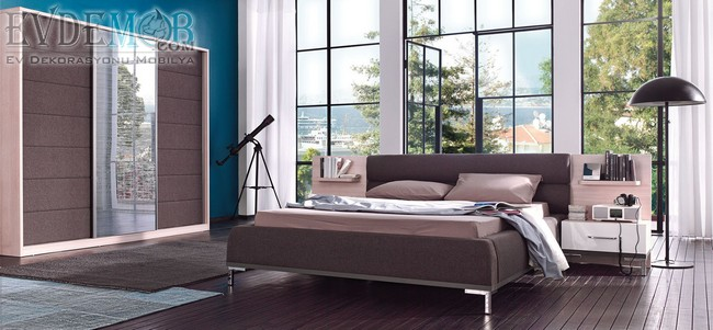 2019 Enza Mobilya Yatak Odaları ve Fiyatları 12