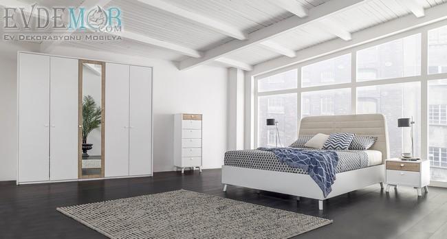 2019 Enza Mobilya Yatak Odaları ve Fiyatları 13