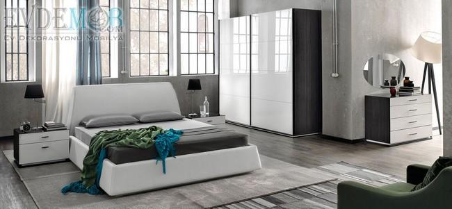 2019 Enza Mobilya Yatak Odaları ve Fiyatları 4