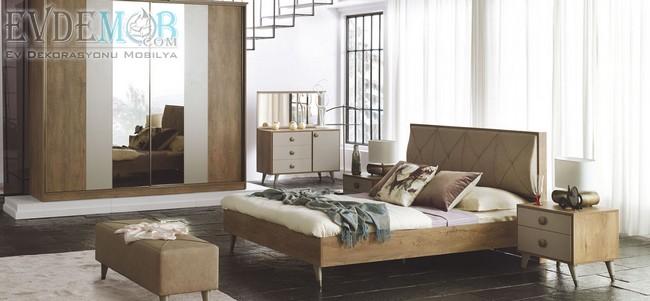 2019 Enza Mobilya Yatak Odaları ve Fiyatları 5