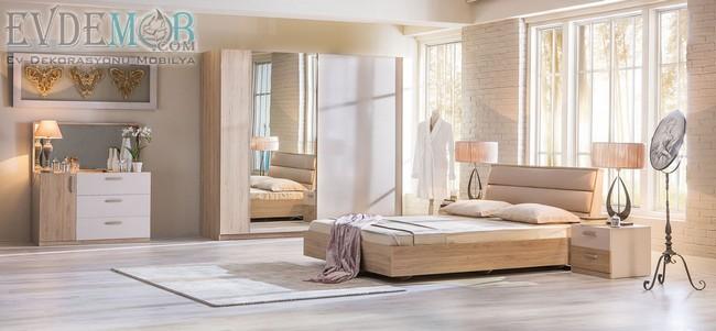 2019 Enza Mobilya Yatak Odaları ve Fiyatları 6
