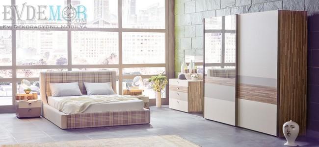2019 Enza Mobilya Yatak Odaları ve Fiyatları 8
