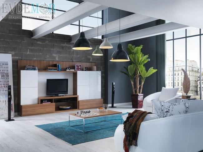 2019 İder Mobilya Tv Üniteleri ve Fiyatları 9