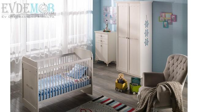 2019 İstikbal Mobilya Bebek Odası Takımları ve Fiyatları 1