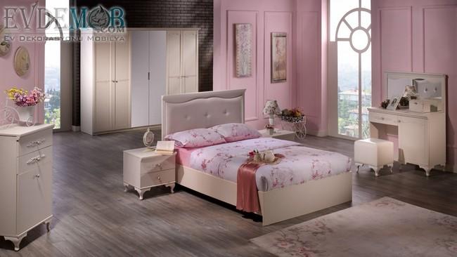 2019 İstikbal Mobilya Yatak Odası Takımları ve Fiyatları 10