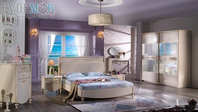 2019 İstikbal Mobilya Yatak Odası Takımları ve Fiyatları 14