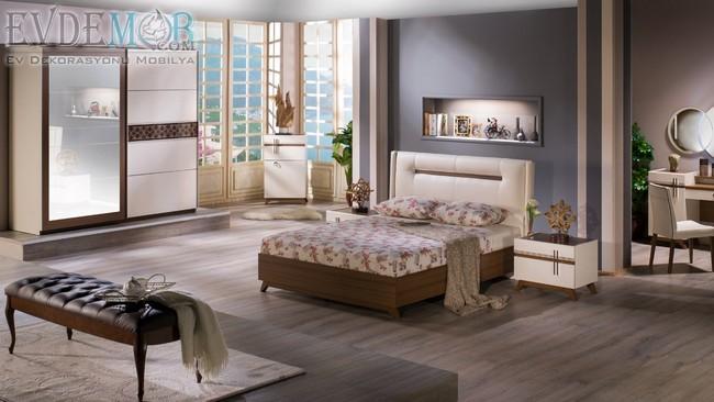 2019 İstikbal Mobilya Yatak Odası Takımları ve Fiyatları 16