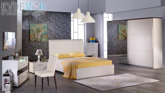2019 İstikbal Mobilya Yatak Odası Takımları ve Fiyatları 17