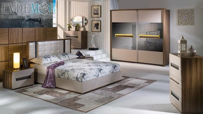 2019 İstikbal Mobilya Yatak Odası Takımları ve Fiyatları 21