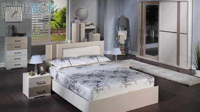 2019 İstikbal Mobilya Yatak Odası Takımları ve Fiyatları 5