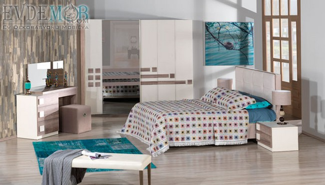 2019 Kilim Mobilya Yatak Odası Takımları ve Fiyatları 18