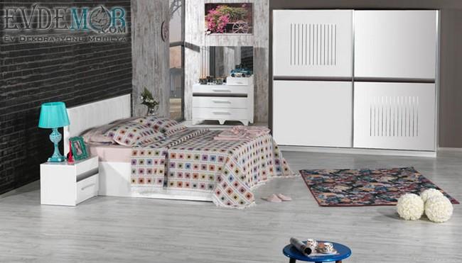 2019 Kilim Mobilya Yatak Odası Takımları ve Fiyatları 25