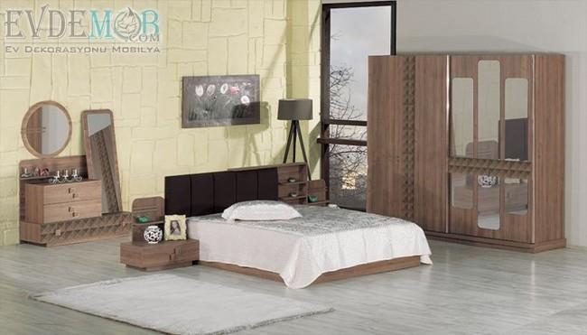 2019 Kilim Mobilya Yatak Odası Takımları ve Fiyatları 5
