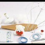 Bebek odası avize yapımı