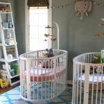 Bebek odası dekorasyonu için öneriler 0