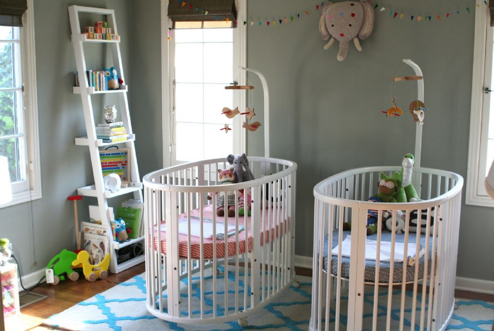 Bebek Odası Dekorasyonu İçin Öneriler 0