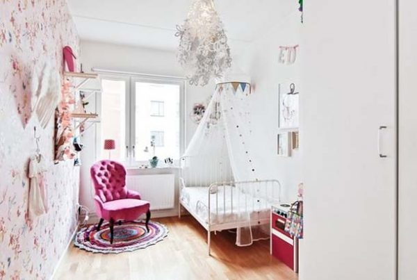 Bebek odası dekorasyonu için öneriler 1