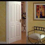 Beyaz kapıya uygun duvar renkleri