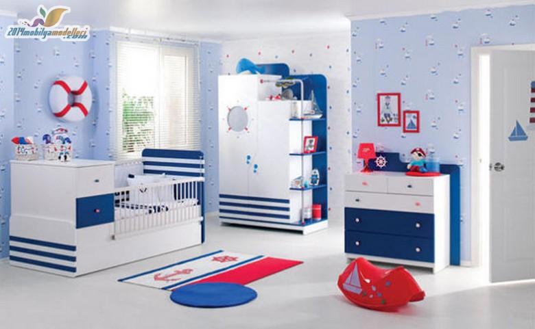 Birbirinden Şık Bebek Odaları 0