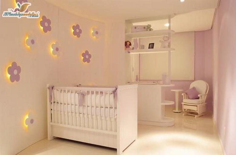 Birbirinden Şık Bebek Odaları 2