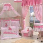 Pembe bebek odası takımı