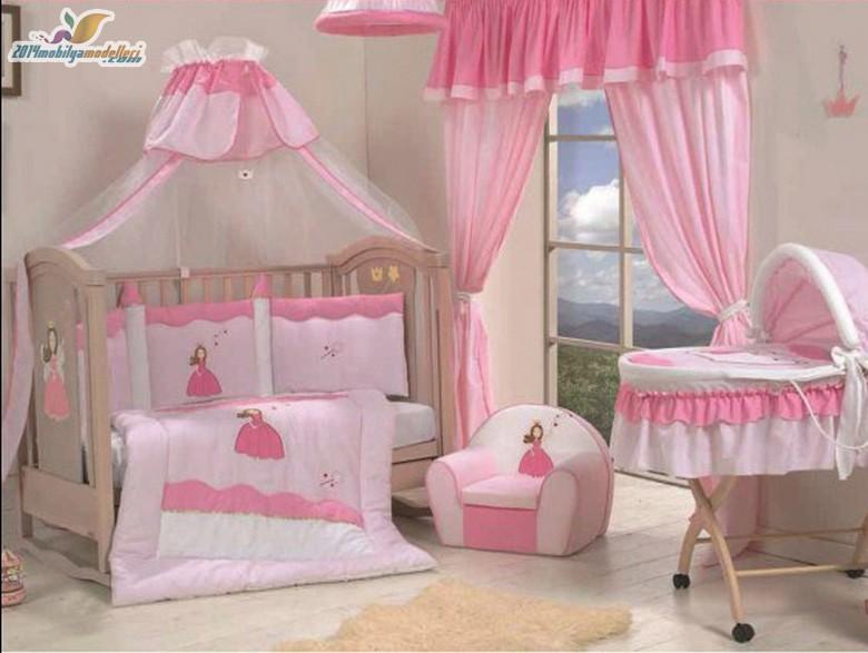 Birbirinden Şık Bebek Odaları 5