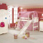 Kaydıraklı bebek odası